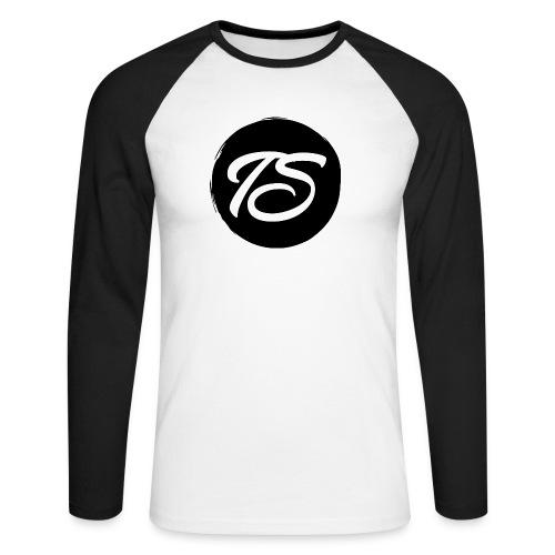 TrachtenShirts - A Trumm Hoamat - Männer Baseballshirt langarm