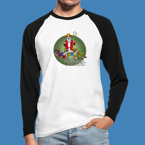 The Human Centipiet - Mannen baseballshirt lange mouw