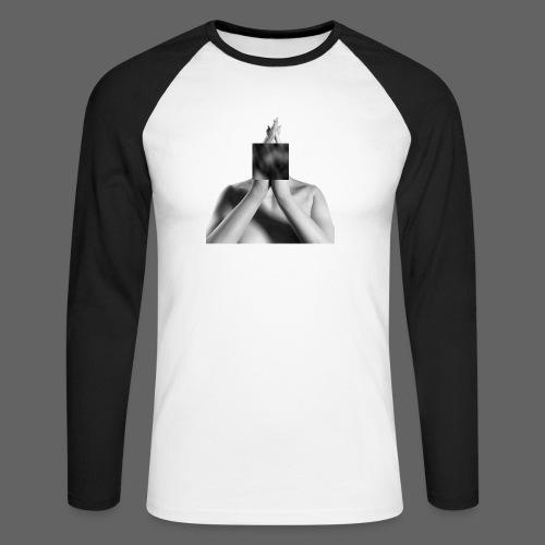kube w - Men's Long Sleeve Baseball T-Shirt