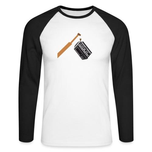 AKUB - Männer Baseballshirt langarm