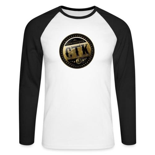 ctk2009 tees1 - T-shirt baseball manches longues Homme