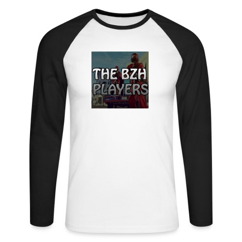 T-Shirt The BloYd - T-shirt baseball manches longues Homme