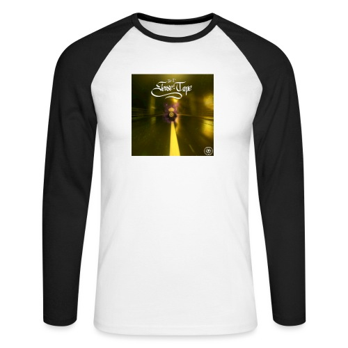 the 2nd sense tape jpg - Men's Long Sleeve Baseball T-Shirt