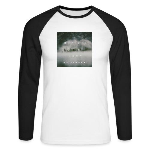 MAGICAL GYPSY ARMY SPELL - Men's Long Sleeve Baseball T-Shirt