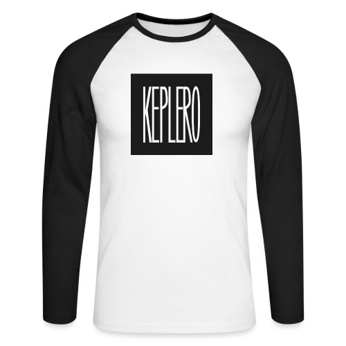T-Shirt KEPLERO staff rave - Maglia da baseball a manica lunga da uomo
