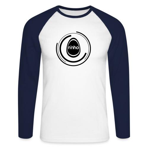 ninho-circle - Maglia da baseball a manica lunga da uomo