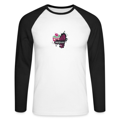 Team OA CakeAthlon - Men's Long Sleeve Baseball T-Shirt