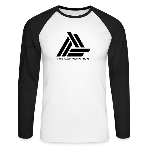 zwart metnaam keertwee png - Men's Long Sleeve Baseball T-Shirt