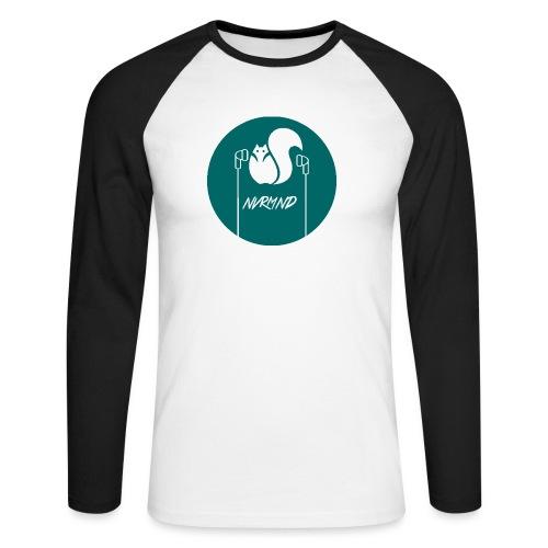 TROPIC LOGO - Männer Baseballshirt langarm