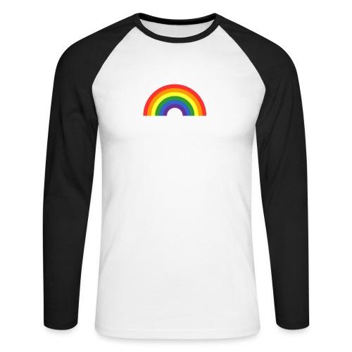 Homosexuals are gay - Männer Baseballshirt langarm