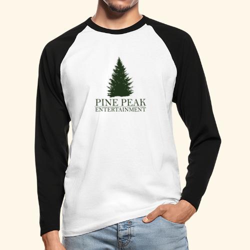 Pine Peak Entertainment - Mannen baseballshirt lange mouw