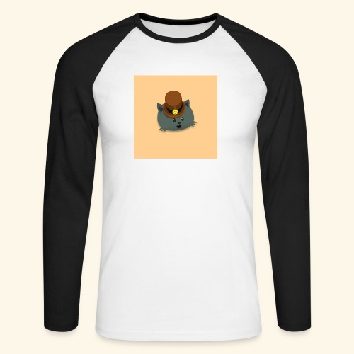 HCP custo 12 - Men's Long Sleeve Baseball T-Shirt