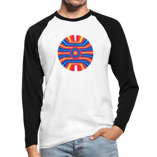 Awakening - Men's Long Sleeve Baseball T-Shirt