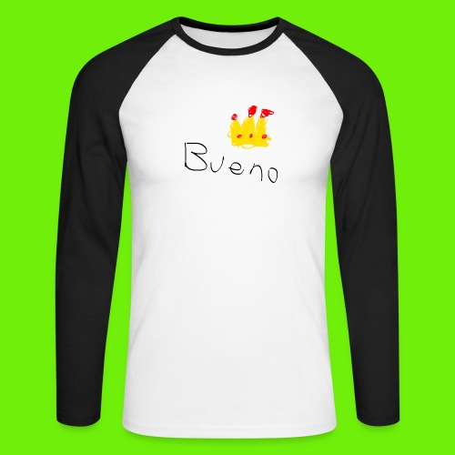 King Bueno Classic Merch - Men's Long Sleeve Baseball T-Shirt