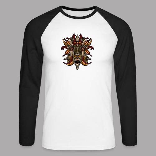 ritual - Men's Long Sleeve Baseball T-Shirt