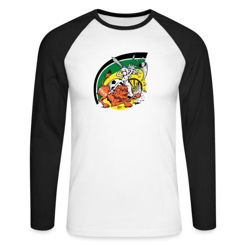 fortunaknvb - Mannen baseballshirt lange mouw