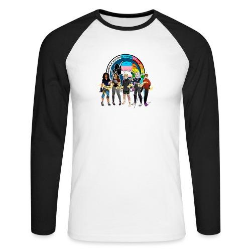 HEMAWomen2 - Men's Long Sleeve Baseball T-Shirt