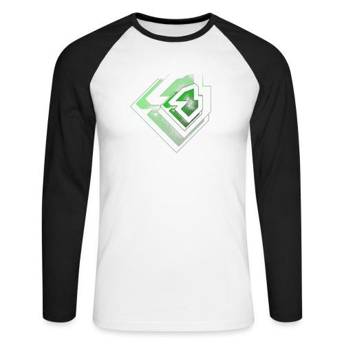 BRANDSHIRT LOGO GANGGREEN - Mannen baseballshirt lange mouw