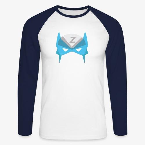 MASK 3 SUPER HERO - T-shirt baseball manches longues Homme