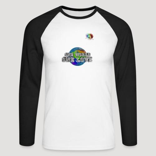 Shirt5 - Männer Baseballshirt langarm