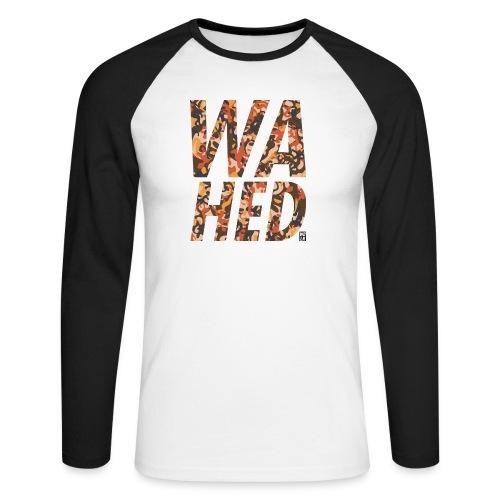 WAHED2 - Mannen baseballshirt lange mouw