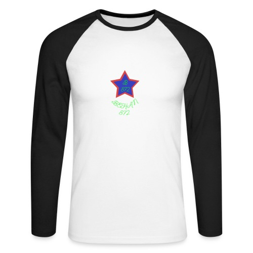 1511903175025 - Men's Long Sleeve Baseball T-Shirt