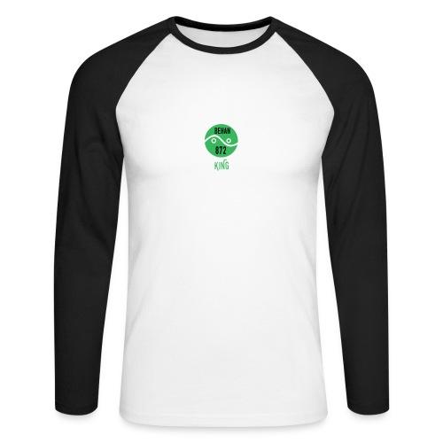 1511989094746 - Men's Long Sleeve Baseball T-Shirt