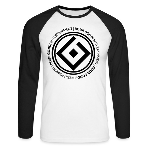 BOUR GONDI - 01 - T-shirt baseball manches longues Homme