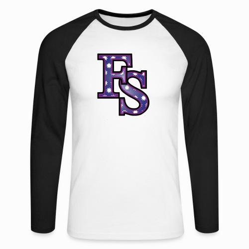 FS fsoo9 - Men's Long Sleeve Baseball T-Shirt