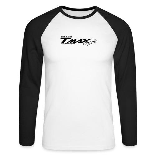 logo3 - T-shirt baseball manches longues Homme