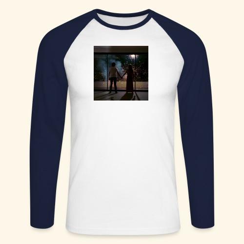 Mum look at me, I'm really okay. - T-shirt baseball manches longues Homme