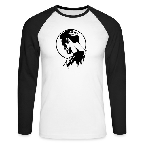 tag_hom - T-shirt baseball manches longues Homme