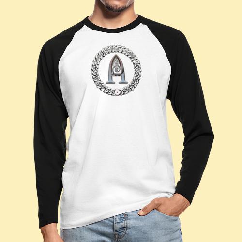 Logo d'Arantelle - T-shirt baseball manches longues Homme