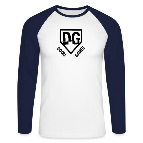 doomgamer galaxy s6 hoesje - Mannen baseballshirt lange mouw