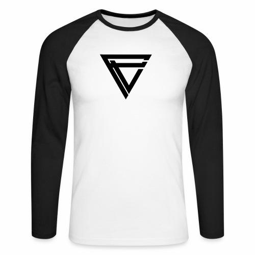 Saint Clothing T-shirt | MALE - Langermet baseball-skjorte for menn