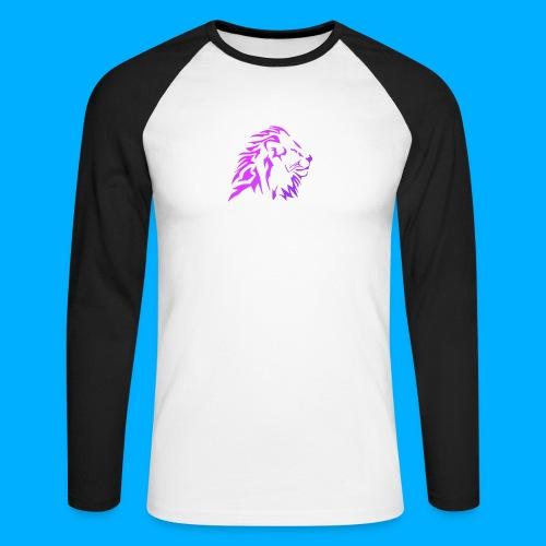 _21st_ Logo - Men's Long Sleeve Baseball T-Shirt