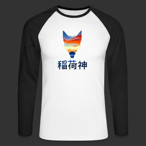 Inari Fox (Fuji Edition) - T-shirt baseball manches longues Homme