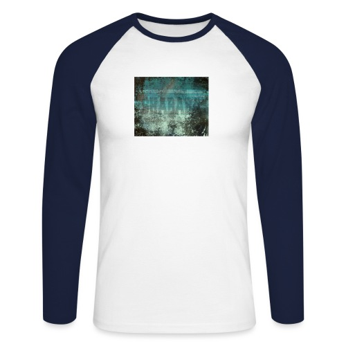 Shababa Tshirt - Langærmet herre-baseballshirt