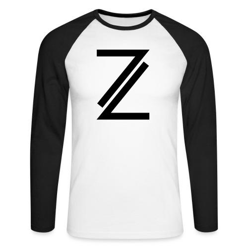 Z - Men's Long Sleeve Baseball T-Shirt