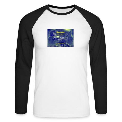 Allan prince des ténèbres - T-shirt baseball manches longues Homme