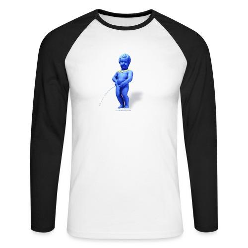 EUROPA mannekenpis ♀♂ | Enfant - T-shirt baseball manches longues Homme