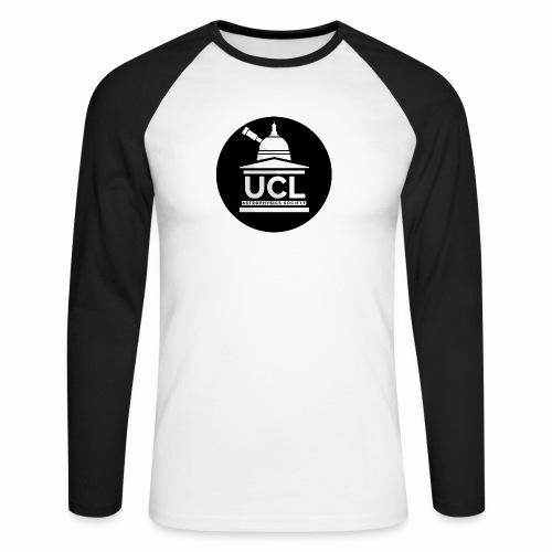 AstroSoc - Men's Long Sleeve Baseball T-Shirt