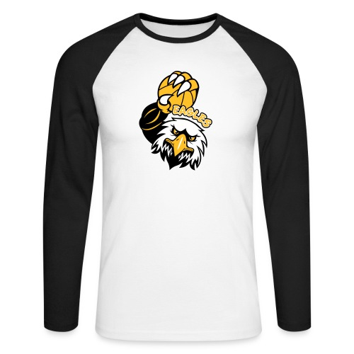 Eagles Basketball - T-shirt baseball manches longues Homme