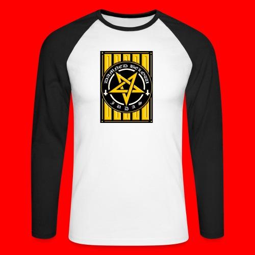 Damned - Men's Long Sleeve Baseball T-Shirt