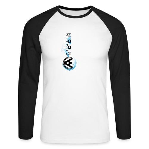 4 png - Men's Long Sleeve Baseball T-Shirt