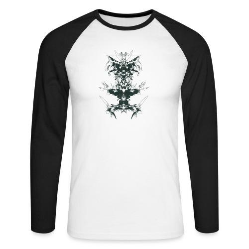 Magnoliids - Men's Long Sleeve Baseball T-Shirt