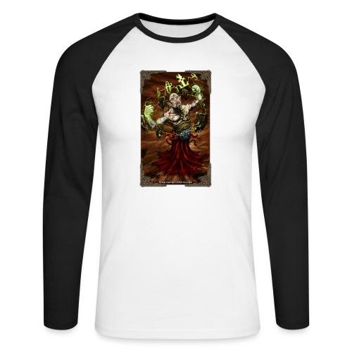 stoneprophet - Männer Baseballshirt langarm