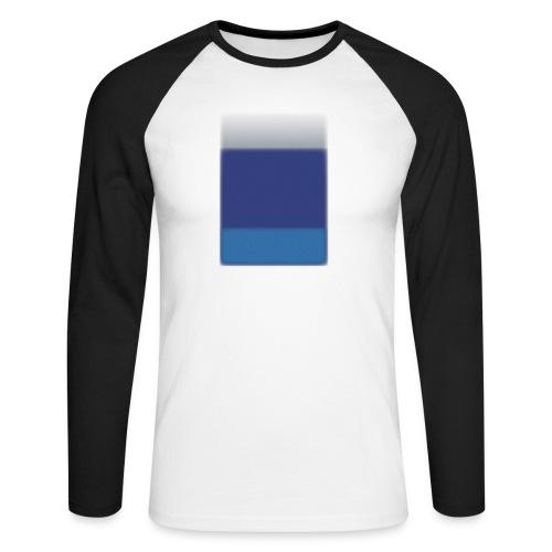 Background @BGgraphic - Langærmet herre-baseballshirt