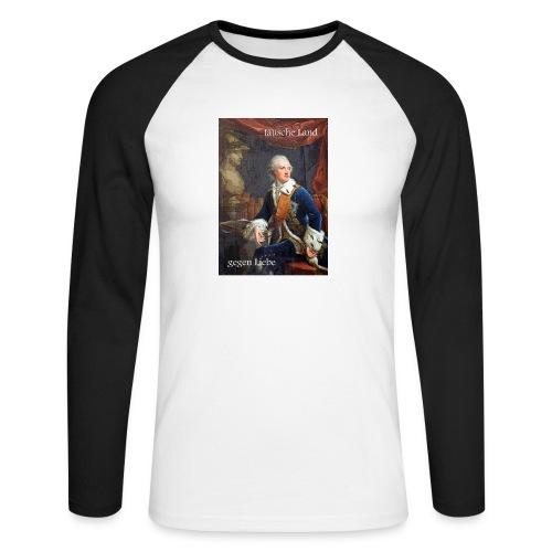 Markgraf Alexander - Männer Baseballshirt langarm