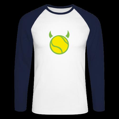 Teufel - Männer Baseballshirt langarm